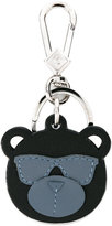 Furla bear keyring - men - Leather - One Size