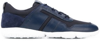 Tod's T-panel low-top trainers