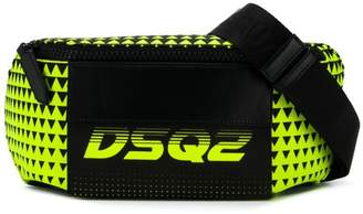 DSQUARED2 Bionic Sport Dsq2 Race belt bag