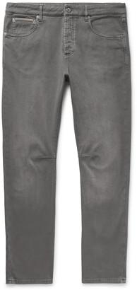 Brunello Cucinelli Stretch-Denim Jeans