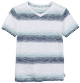 Splendid Stripe Knit Short Sleeve Top (Little Boys)