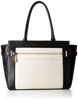 Tommy Hilfiger Savanna Leather Tote
