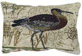B. Smith Park Marsh Bird Throw Pillow