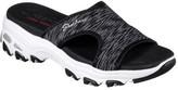 Skechers Women's D'Lites Cool Footings Slide Sandal