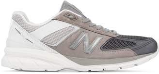 New Balance M990 lace-up sneakers