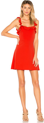 superdown Peyton Ruffle Cami Dress