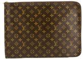 Louis Vuitton Monogram Canvas Poche Documents Briefcase