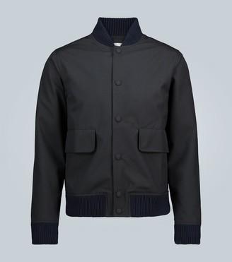 Officine Generale Achille bomber jacket