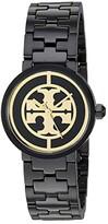 Tory Burch Reva - TBW4038 (Black) Watches