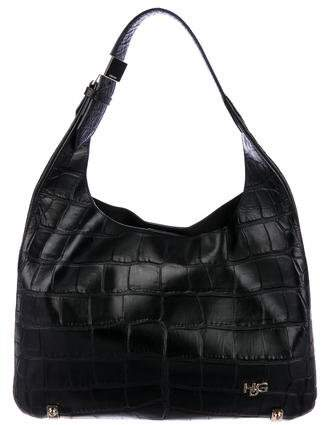 Givenchy Embossed HDG Hobo