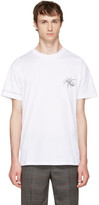 Lanvin White Spider T-Shirt