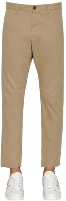DSQUARED2 16.5CM COOL GUY FIT COTTON TWILL PANTS