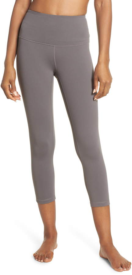 4c8fa1639d3470 Grey Gym Leggings - ShopStyle Canada