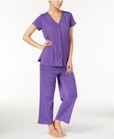Charter Club Printed Pajama Set, Only at Macy's