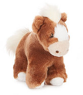 Edgehill Collection Plush Pony Rattle Toy