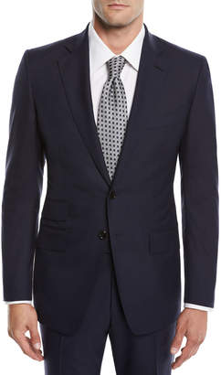Tom Ford Men's O'Connor Two-Piece Solid Wool Suit