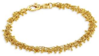 Gurhan Boucle 24K Yellow Gold Bracelet