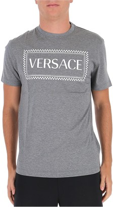 Versace Box Logo T-Shirt