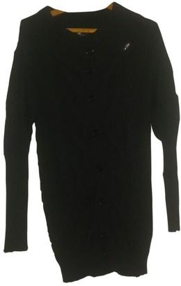 Elisabetta Franchi Black Wool Knitwear for Women