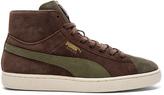 Puma Select x Bobbito Suede Mid Sneaker