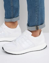 Adidas Originals Eqt Support 93/16 Trainers In White S79921