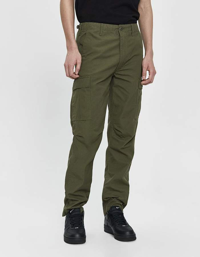 orSlow Slim Fit 6 Pockets Cargo Pant