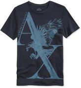 Armani Exchange Men's Graphic-Print T-Shirt
