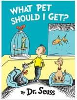 "Dr. Seuss ""What Pet Should I Get?"""