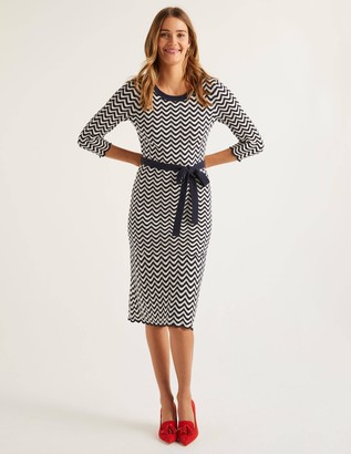 Powis Pointelle Knitted Dress