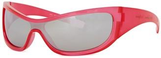 Le Specs X Adam Selman The Monster Sunglasses
