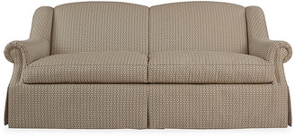 Mr & Mrs Howard Slope-Arm Sofa - Natural
