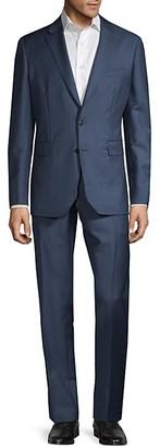 Burberry Standard-Fit Wool-Blend Suit