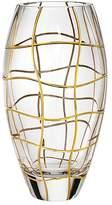Rogaska Magic Night Gold 10'' Vase