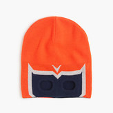 J.Crew Boys' superhero mask beanie hat