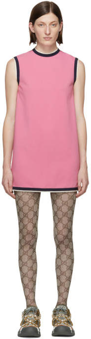 Gucci Pink Tunic Dress