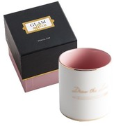 Rosanna Draw The Line Porcelain Pencil Cup - White
