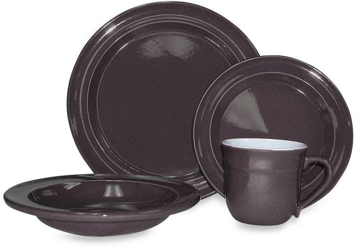 Emile Henry Dinnerware in Slate