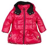 Catimini Baby Girls' Parka Enduite Coat