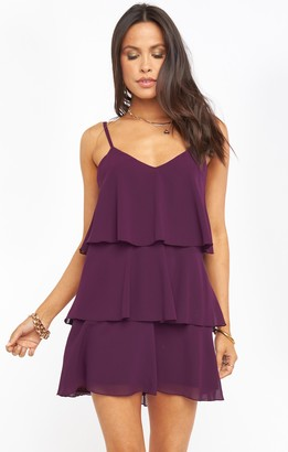 Show Me Your Mumu Suarez Ruffle Dress