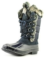 Khombu Bryce Round Toe Synthetic Snow Boot.