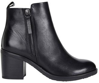 Sandler Faye Black Glove Boot