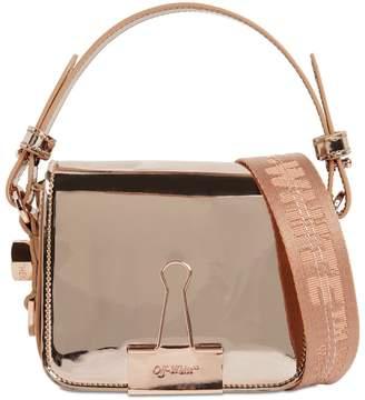 Off-White Off White Metallic Mirror Baby Shoulder Bag