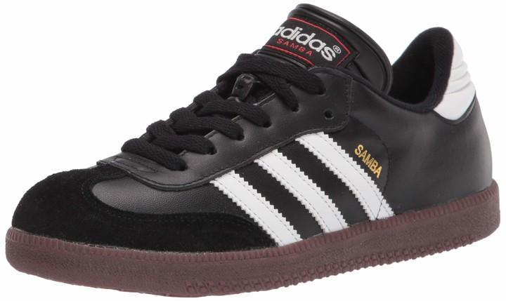 Black Suede Adidas Samba | Shop the
