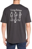 Tommy Bahama 'Tight End Defensive End' Graphic T-Shirt (Big & Tall)