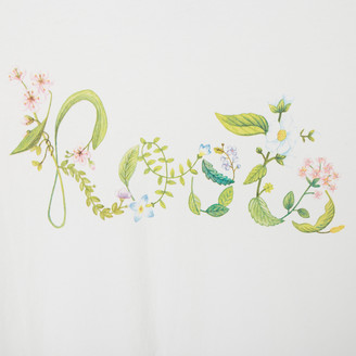 Roots Womens Floral Garden Organic T-shirt