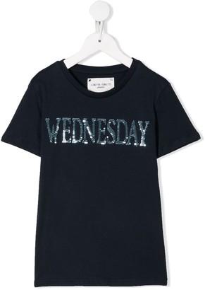Alberta Ferretti Kids Wednesday T-shirt