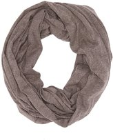 Charlotte Russe Marled Jersey Infinity Scarf