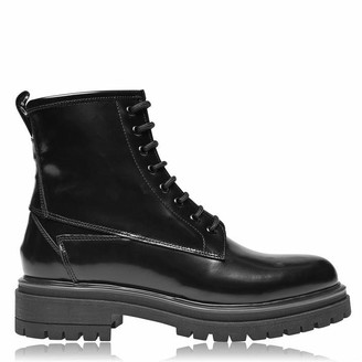 HUGO Alpha Lace Up Boot