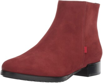 Marc Joseph New York Women's Leather Made in Brazil Prince Street Bootie Ankle Boot
