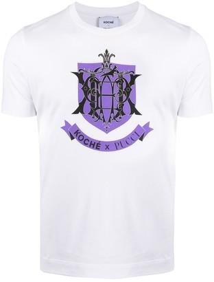 Emilio Pucci x KOCHE EKP monogram print T-shirt